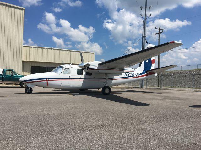 Aero Commander 500 (N214JA) - Nashville