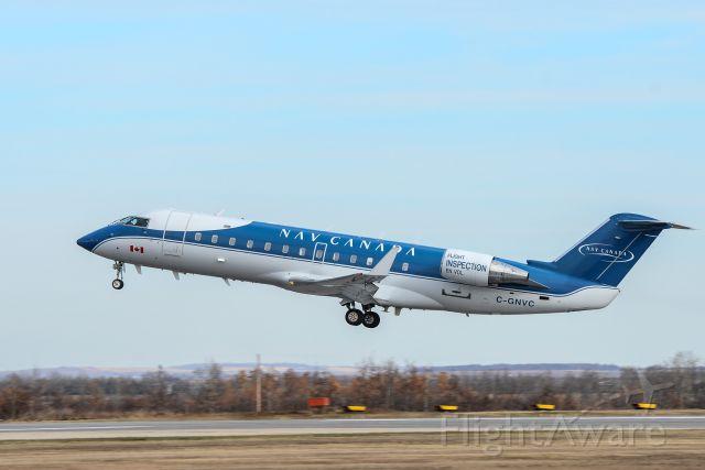 Canadair Regional Jet CRJ-200 (C-GNVC)