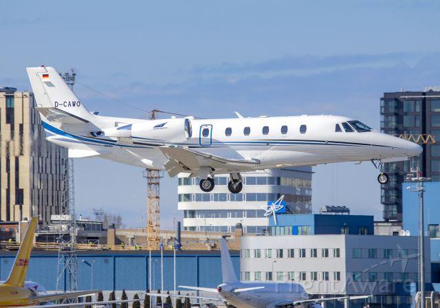 Cessna Citation Excel/XLS (D-CAWO)