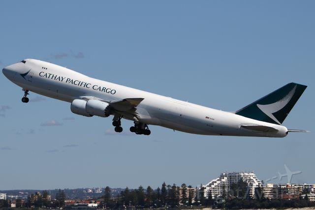 BOEING 747-8 (B-LJB) - on 13 August 2019