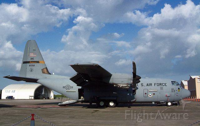 Lockheed C-130 Hercules (98-1358) - C-130J 135AG, MD ANG, 1/10/2003