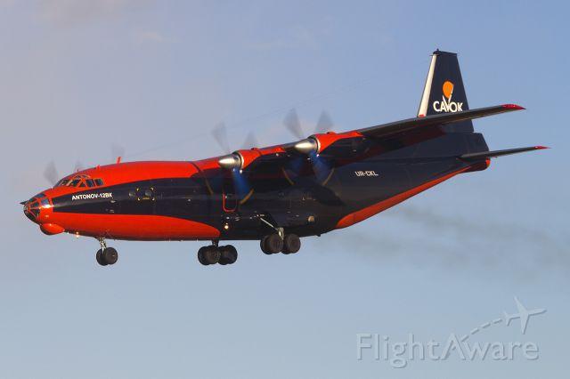 Antonov An-12 (UR-CKL)