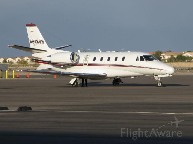 Cessna Citation Excel/XLS (N648QS)
