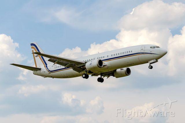 BOEING 737-400 (SX-ATF)