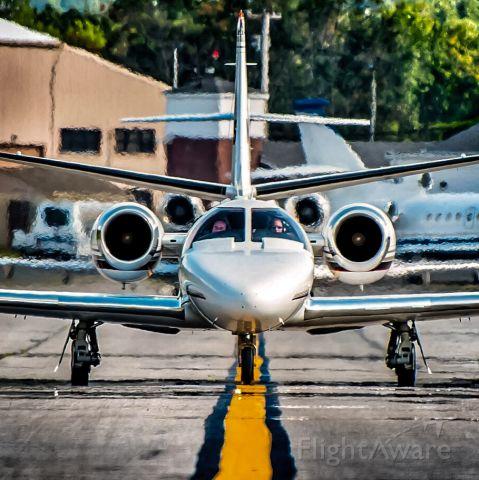 Cessna Citation V (N384AJ)