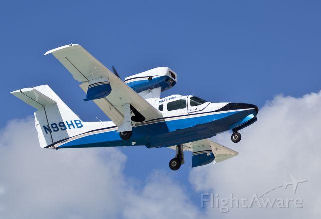 LAKE LA-200 (N99HB) - lanshe aerospace llc lake 250