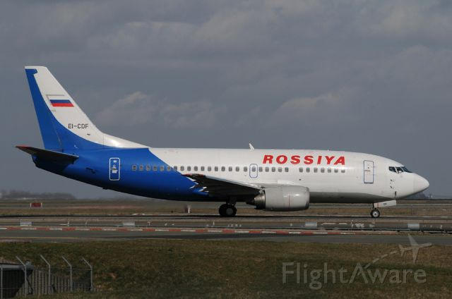 Boeing 737-700 (EI-CDF)