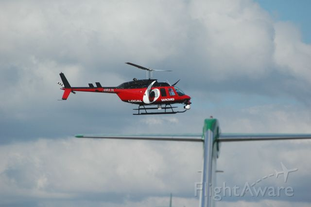 Bell 412 (CHOPPER6) - Arrival KORL