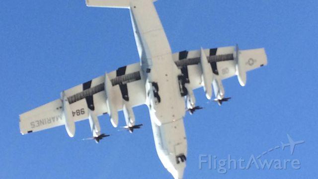 Lockheed C-130 Hercules — - C130 at coranado