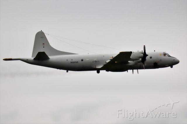 Lockheed P-3 Orion (N6005)