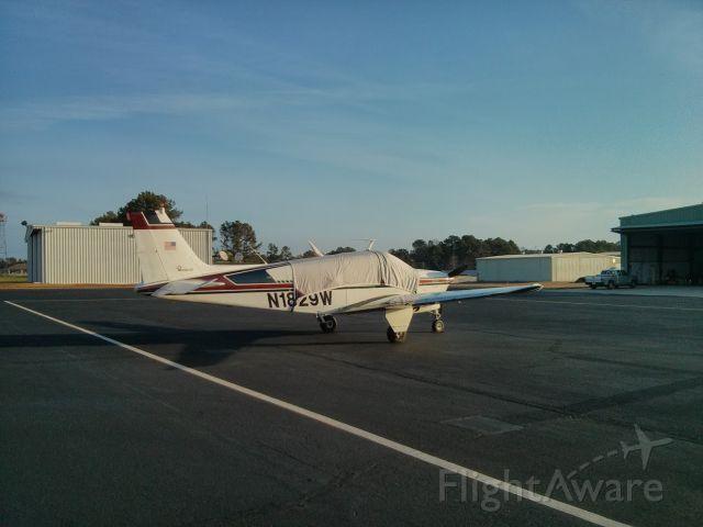 Beechcraft Bonanza (36) (N1829W)