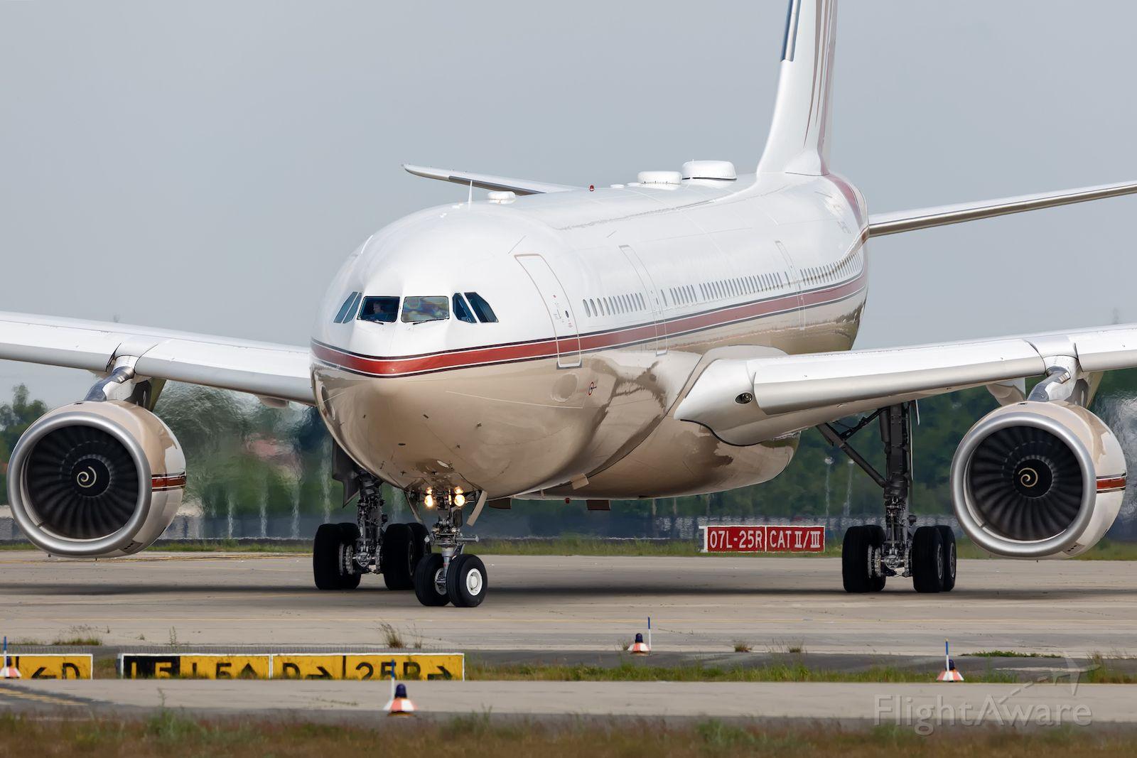 Airbus A330-200 (VP-BHD)