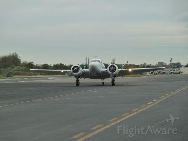 Beechcraft 18 (N18E)