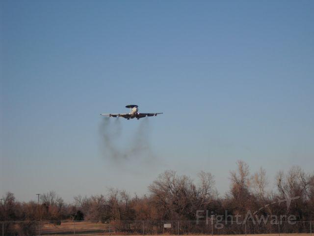 Boeing 707-100 — - NATO AWACS Crew Training