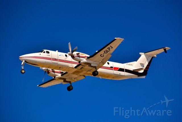 Beechcraft 19 Sport (C-GLPJ)