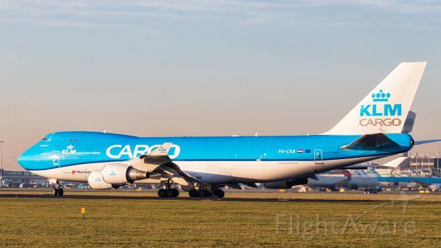 Boeing 747-400 (PH-CKB)