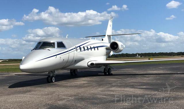 IAI Gulfstream G200 (N710RH) - Operated by Elite Air, Inc.