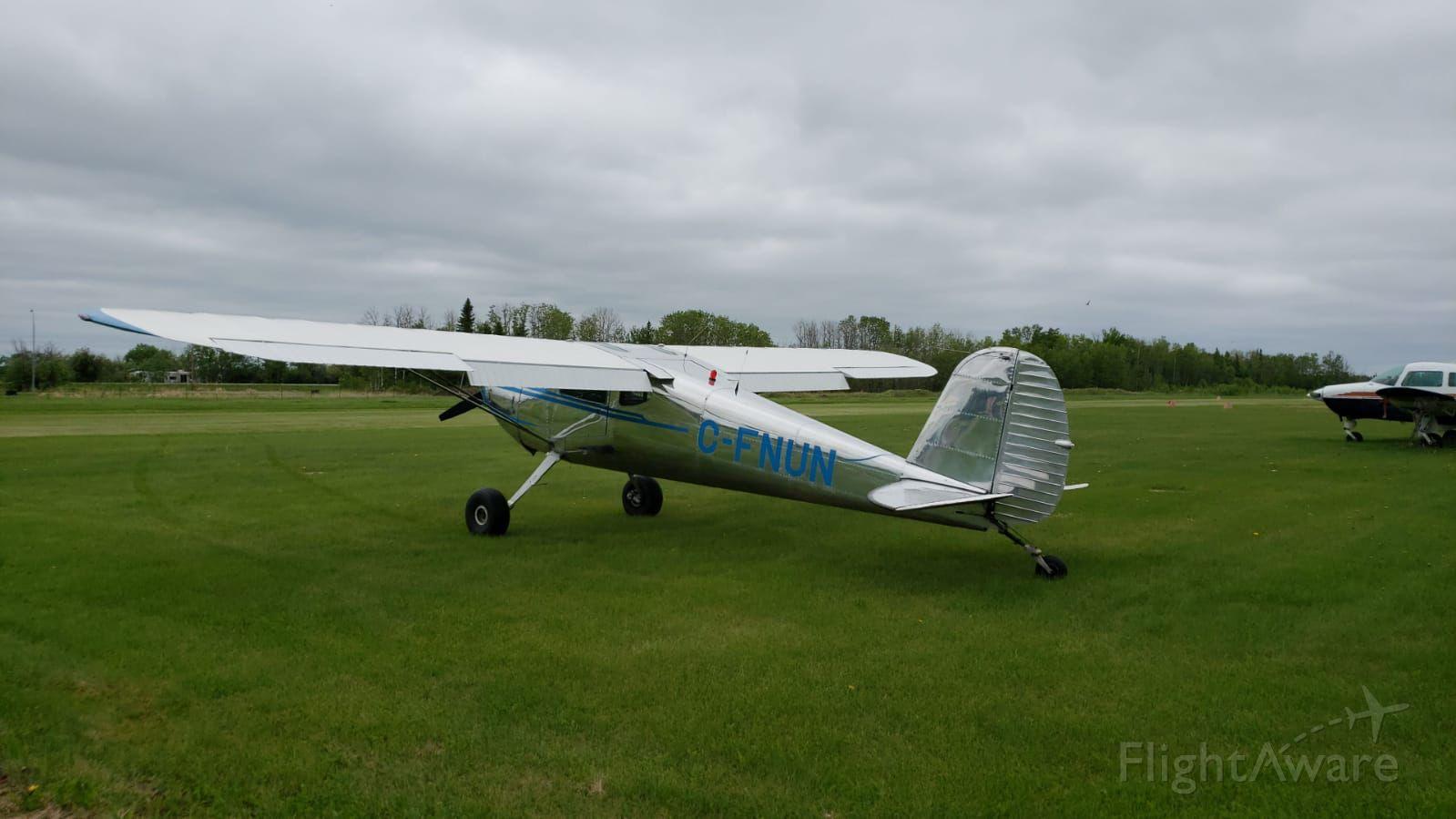 Cessna 140 (C-FNUN)