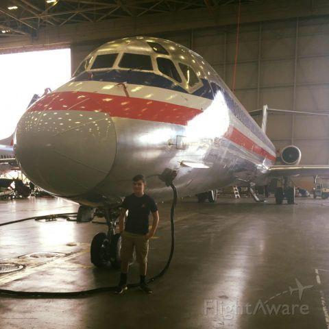 McDonnell Douglas MD-80 (N9618A)