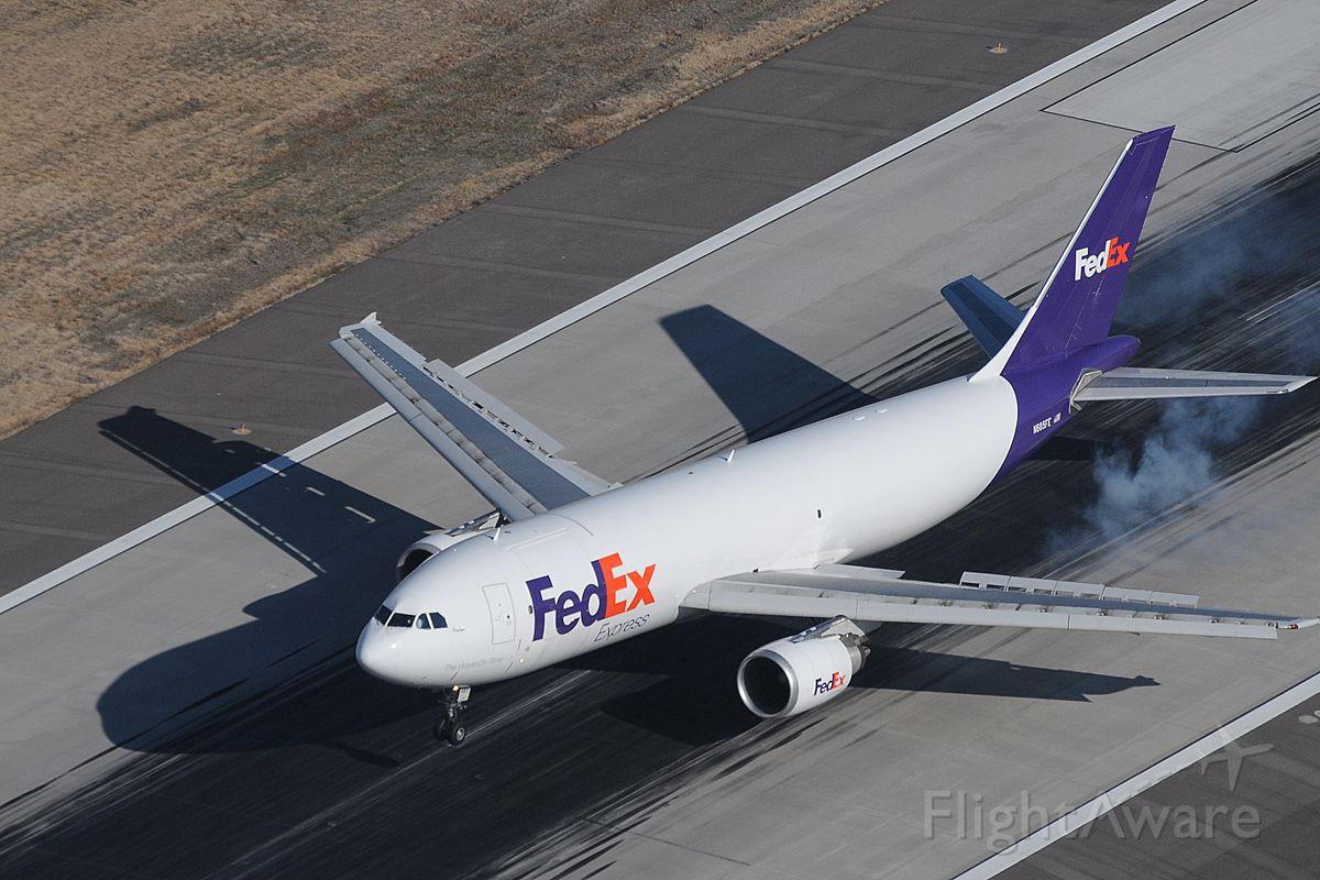 Airbus A300F4-600 (N685FE)