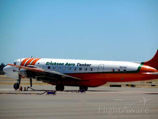 Douglas DC-7 (N838D)