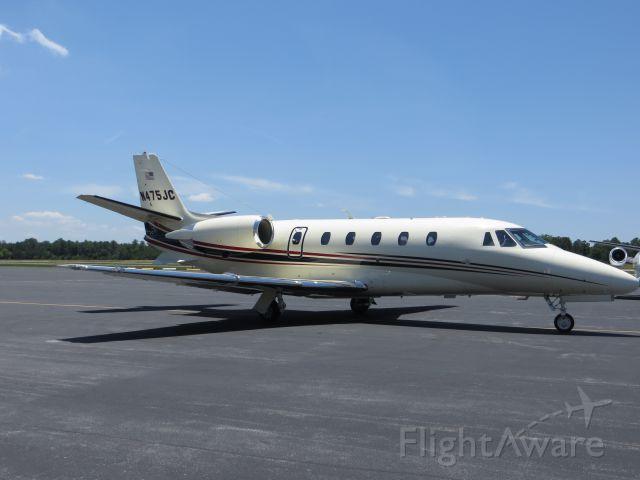 Cessna Citation Excel/XLS (N475JC)