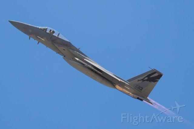 McDonnell Douglas F-15 Eagle (85-0113)