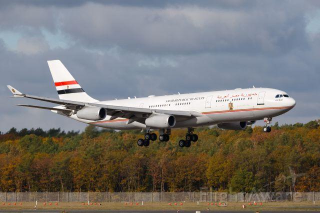 Airbus A340-200 (SU-GGG)