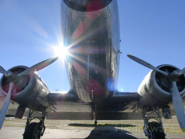Douglas DC-3 — - Hemet DC3