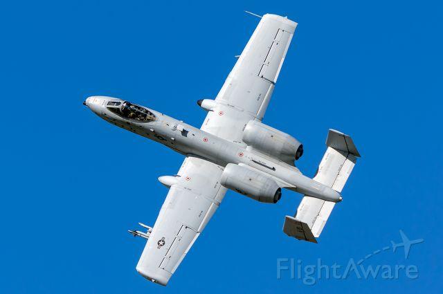 Fairchild-Republic Thunderbolt 2 (78-0611) - Banger 12