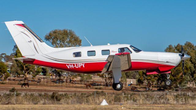 Piper Malibu Mirage (VH-UPY)
