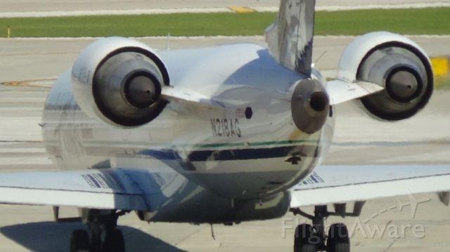 Canadair Regional Jet CRJ-700 (N218AG) - Alaska (Skywest) 3469 departing to Seattle.   Taken September 10, 2015!