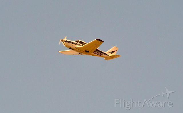 Piper PA-24 Comanche (N5689P)