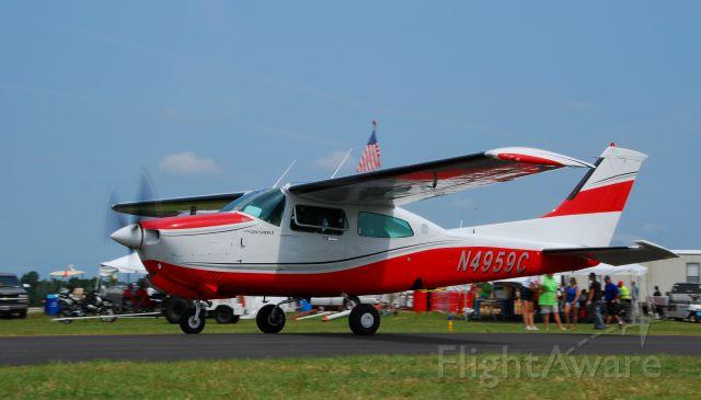 Cessna Skylane (N4959C) - 2013 Sun n Fun Parade of Planes