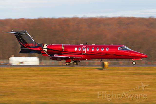 Learjet 45 (N595LA)