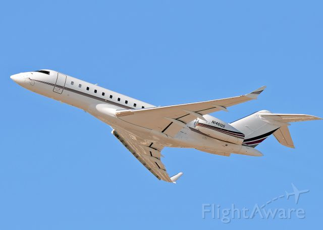 Bombardier Global Express (N146QS)