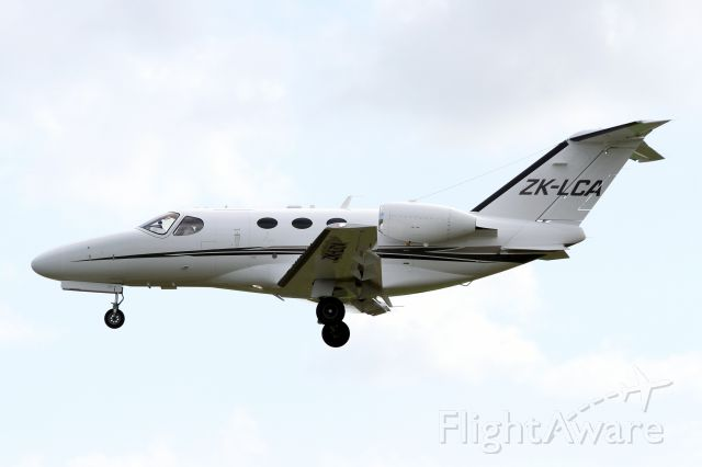 Cessna Citation Mustang (ZK-LCA)