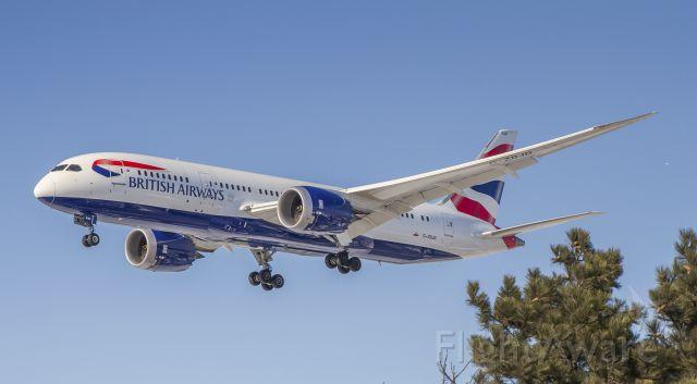 Boeing 787-8 (G-ZBJD)