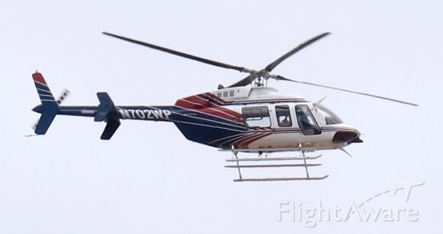 Bell 407 (N702WP) - Lone Pine, California<br />March 17, 2021