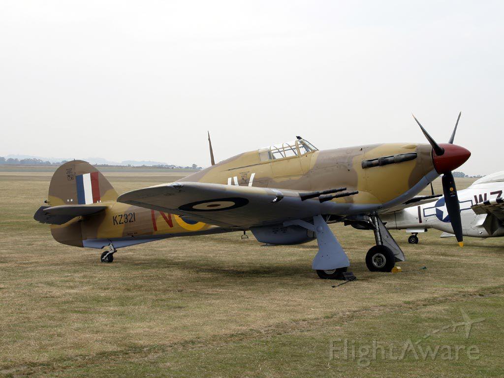 Boeing Goshawk — - Hurricane