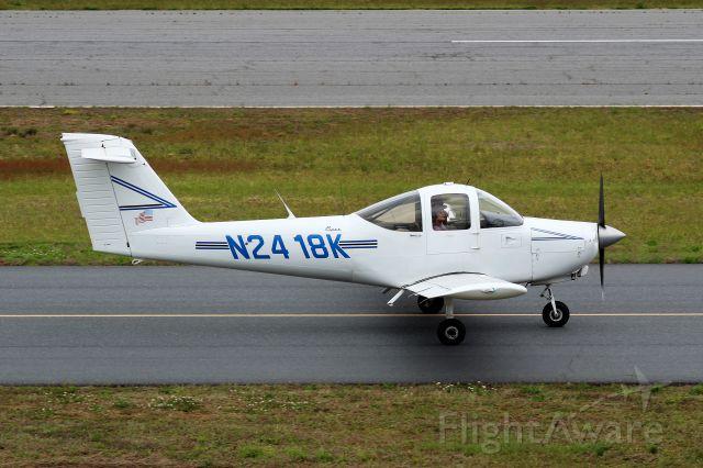Piper Tomahawk (N2418K)