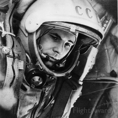 — — - Juri Gagarin , History photo
