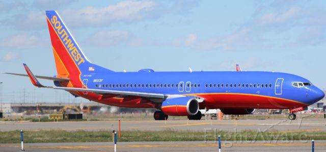 Boeing 737-800 (N8313F) - ETOPS 737-800