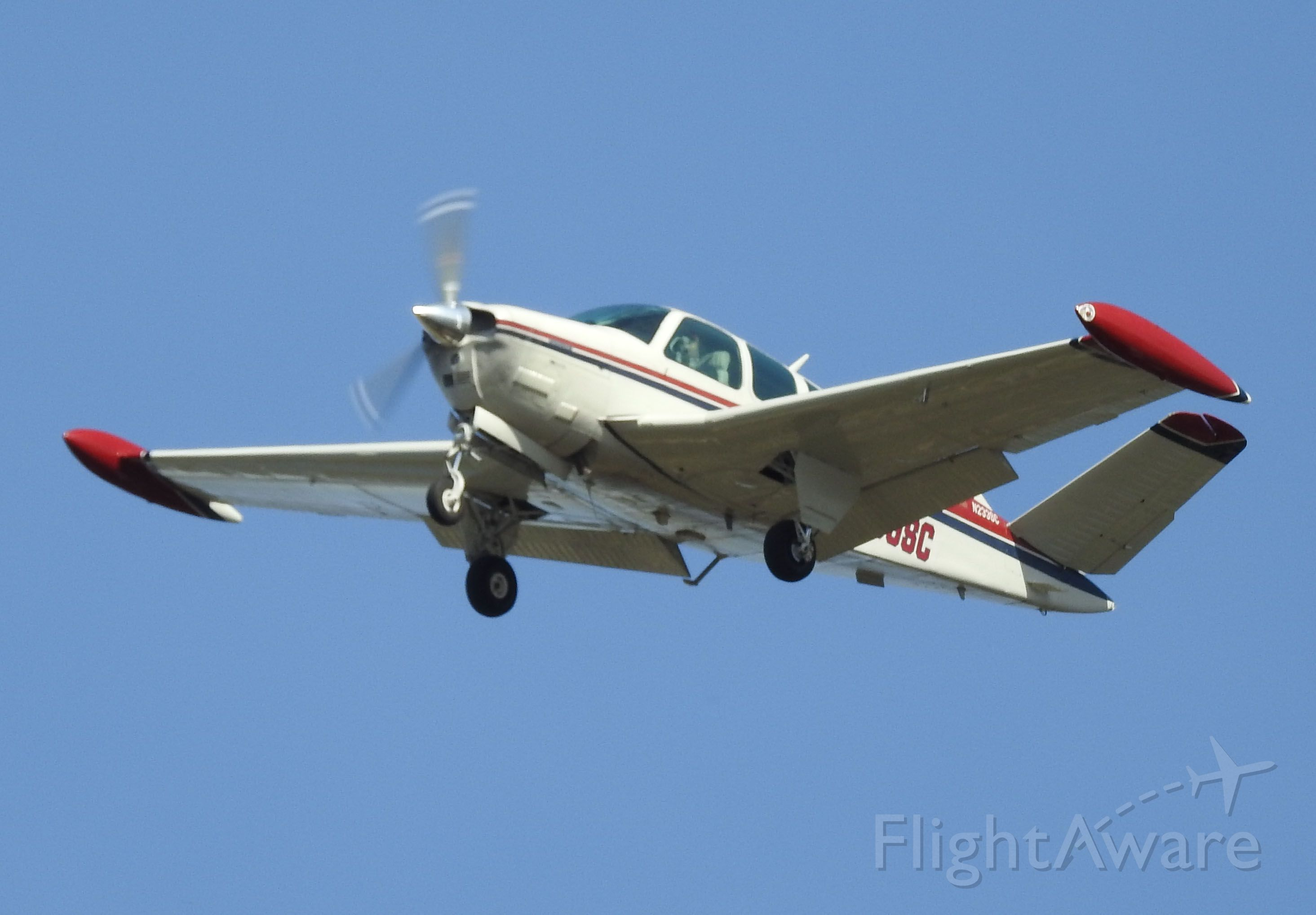 Beechcraft 35 Bonanza (N233SC)