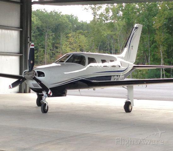 Piper Malibu Mirage (N214KR)