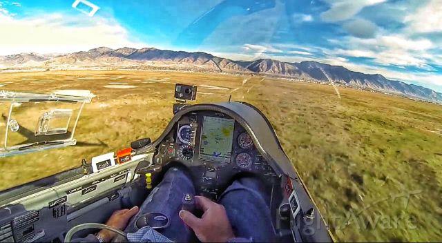 N77UN — - N77UN - 2002/Schleicher ASW-27 soaring Utah