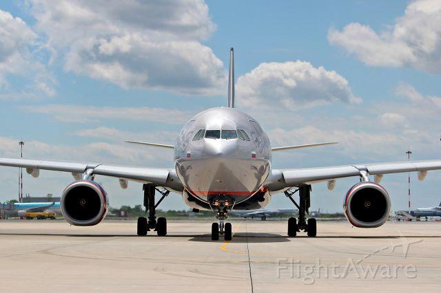 Airbus A330-300 (VQ-BMV)