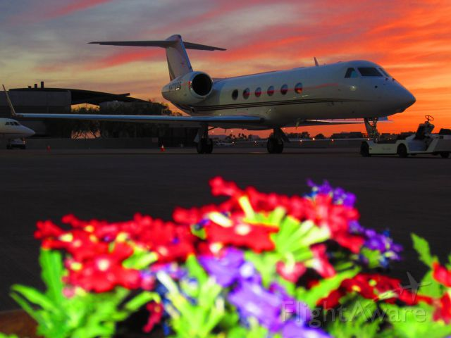 Gulfstream Aerospace Gulfstream IV —