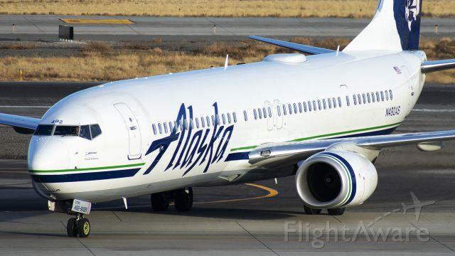 Boeing 737-900 (N492AS)