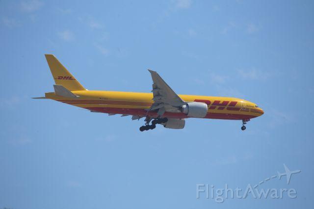 Boeing 777-200 (D-AALO)